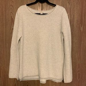Gray J. Crew Sweater Size XL
